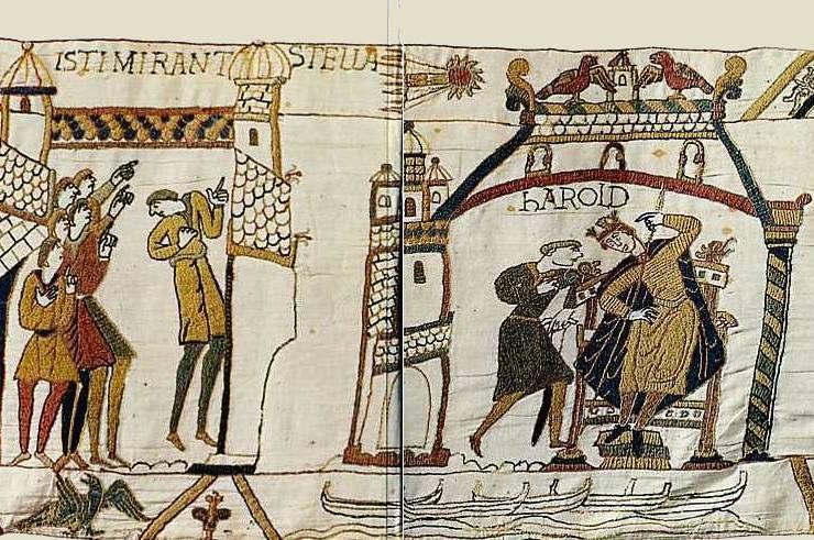 Pin Der Teppich Von Bayeux on Pinterest